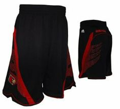 Adidas Louisville Cardinals Youth Replica 2012-2013 Basketball Shorts by JAGZ. $25.00. 100% Polyester. Screen Printed Graphics. Elastic waistband with internal drawcord. If your kid loves the Louisville Cardinal basketball team they will absolutely love this cool and comfy basketball short by adidas