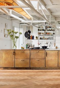 The Ultimate Live Work Space in a Former Industrial Building