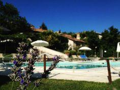 la piscina del nostro #agriturismo     the swimmingpool of our #resort