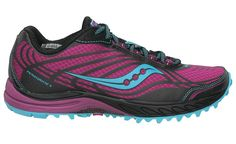 Saucony  Women's Peregrine 2 Trail shoes. Love, love, love