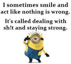Funny Minion Memes, Minions Quotes, Funny Cartoons, Funny Texts, Minion Sayings, Minions Love, Minions Despicable Me, Quotable Quotes, Funny Quotes
