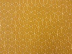 Cube Mustard B39 | Textile Express |