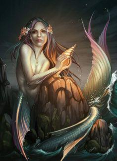 AFFBooks | Swim with Mermaids | Fairy Art