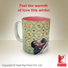 There is nothing better than cuddling up with your loved one on a chilly winter evening with a steaming cup of coffee in a Silsila mug! Repin if you agree!