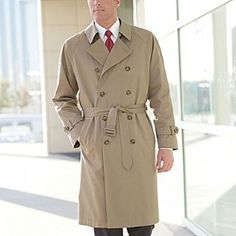 Stafford® Twill Dbl Breast Trench Coat review   buy, shop with friends, sale   Kaboodle  I swear this is Castiel's exact coat and I can't find it on JCPenny's site do they not sell it anymore? D: