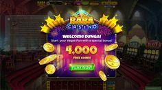 Logo design for baba casino on Behance