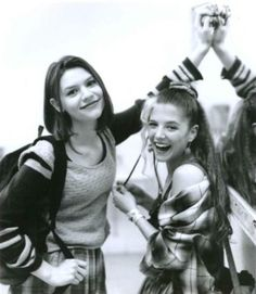 My So-Called Life. Are you an Angela or Rayanne? #SALSITinspo #90s