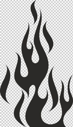 Flame Fire Stencil Sticker Candle PNG - black, black and white, candle, color, combustion Skull Stencil, Stencil Art, Skull Art, Drawing Stencils, Tattoo Stencils, Stencil Designs, Drawing Flames, Fire Drawing, Black And White Art Drawing