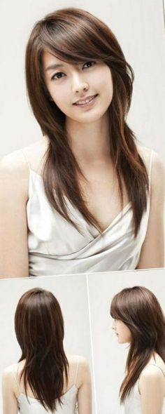 My new haircut asian - http://new-hairstyle.ru/my-new-haircut-asian/ #Hairstyles…