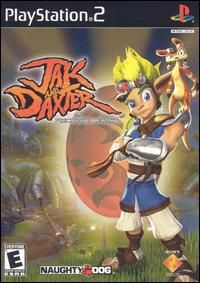 Jak and Daxter: The Precursor Legacy (my favorite out of all the Jak and Daxter games! :)
