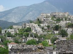 Kayakoy - abandoned Greek village nr. Olu Deniz, Turkey by sylvesterca1, via Flickr