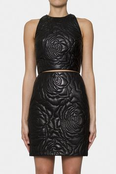 #JoshGoot #leather #dress
