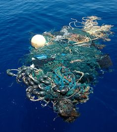 "What's the size of Texas, made of plastic, and floating in the Pacific Ocean?  If you guessed the ""Great Pacific Garbage Patch,"" you're right.  The Great Pacific Garbage Patch is also known as the largest landfill in the world, and unfortunately it is not found in a thoroughly planned, designed and controlled waste management facility — it's found in the middle of the Pacific Ocean."