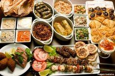 Receitas da culinária árabe