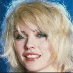 Early Blondie era (but not THAT early!)