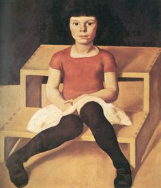Albin Egger-Lienz (Austria: 1868-1926) -