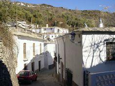Mecina Fondales in the Alpujarra de Granada