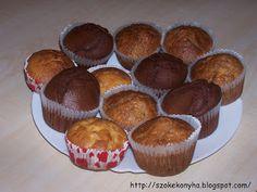 Egy Szőke nő a konyhában.... Muffin, Breakfast, Food, Morning Coffee, Essen, Muffins, Meals, Cupcakes, Yemek