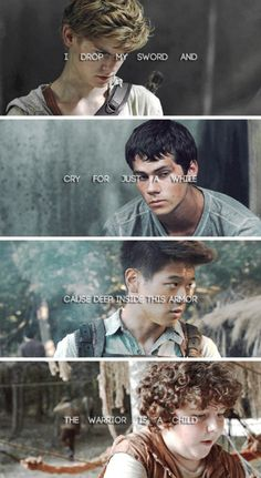 ...I'm hiding all of these tears. #tmr
