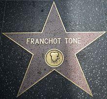 Franchot Tone – Wikipedia