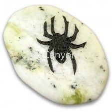 Totem Animals - Spider   Price : $2.99 Rune Casting, Dance Dreams, Creative Connections, Animal Totems, Spiders, Stones, Spirit, Animals, Animales