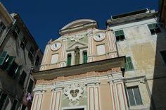 Camporosso (IM), Oratorio dei Neri o del Suffragio