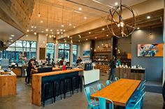 Verve Coffee Roasters Santa Cruz, CA Architectural Record
