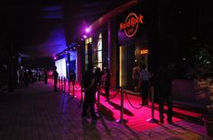 Hard Rock Cafe Andheri where the event took place