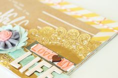 Using Japanese Bookbinding to Create a mini album:: a scrapbook tutorial by meghann andrew