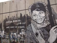 For Me, Palestine is Paradise' – Interview with Leila Khaled ...