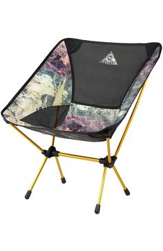 $105 Burton Camp Chair Satellite Print Holds up to 320 lbs