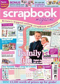 Revista Scrapbook