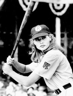 A League of Their Own - Great Movie!