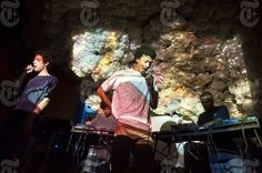 Ratking - Live At Mercury Lounge