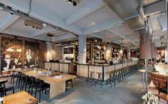 Restaurant 1nul8 Rotterdam
