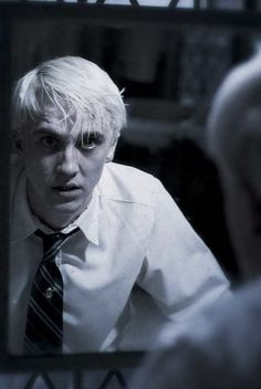 Download Harry Potter: Draco Malfoy's Reflection Wallpaper | CellularNews