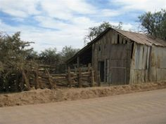 Railroad Ghost Towns of America | American Flag - Arizona Ghost Town | Ghost Towns of the West