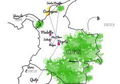 Ah la Colombie! L'évocation de ce pays fait surgir certainement dans vos esprits toutes une série d'images en rapport avec la drogue et la violence ? Fâcheux héritage de nombreuses années de guérilla qui ont éloignés les touristes de ce pays, nous avons cependant découvert une autre Colombie qui a pourtant tant de choses à offrir. Depuis 15 ans maintenant, la Colombie se démène dans un large processus de paix qui vise à réhabilité les zones autrefois aux mains de la guérilla. Par la même…