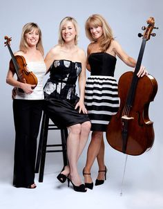 The Madison Chamber Music Festival is quickly approaching! Tickets are now on sale - don't miss the chance to see world renown artists perform here in Madison! The Grammy Award-nominated Eroica Trio are scheduled to play on Friday, May 29, 2015.  For tickets:  http://www.mmcc-arts.org/chamber-music-festival.html