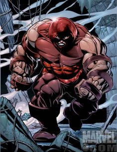 Juggernaut  by Mark Bagley
