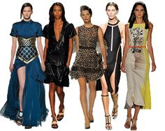 The 5 best looks from #NYFW