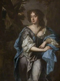 Mary Isham (1654–1679), Daughter of Sir Justinian, 2nd Baronet of Lamport