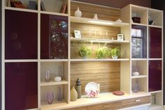 Plenty of storage without looking overwhelming. www.paolomarchetti.com #furniture #design