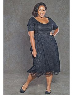 Plus size semi formal dresses with sleeves