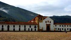 Villa de Leyva en el camino a Bogotá New goal: visit as many of these as possible