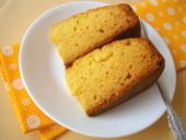A deliciously unfussy and super quick to bring together eggless mango cake prepared in a pressure cooker. A dense cake with a slight bread consistency and subtle mango flavor.