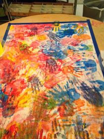 The Simplicity of Learning: Friendship Color Mixing ≈≈