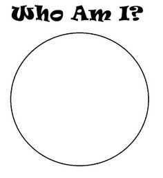 Recreation Therapy Ideas: Who Am I?