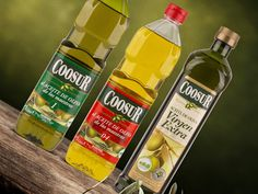 Coosur Spanish Olive Oil on Packaging of the World - Creative Package Design Gallery