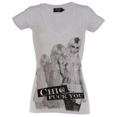 Gossip Girl t shirt - fame on you - stylish 68